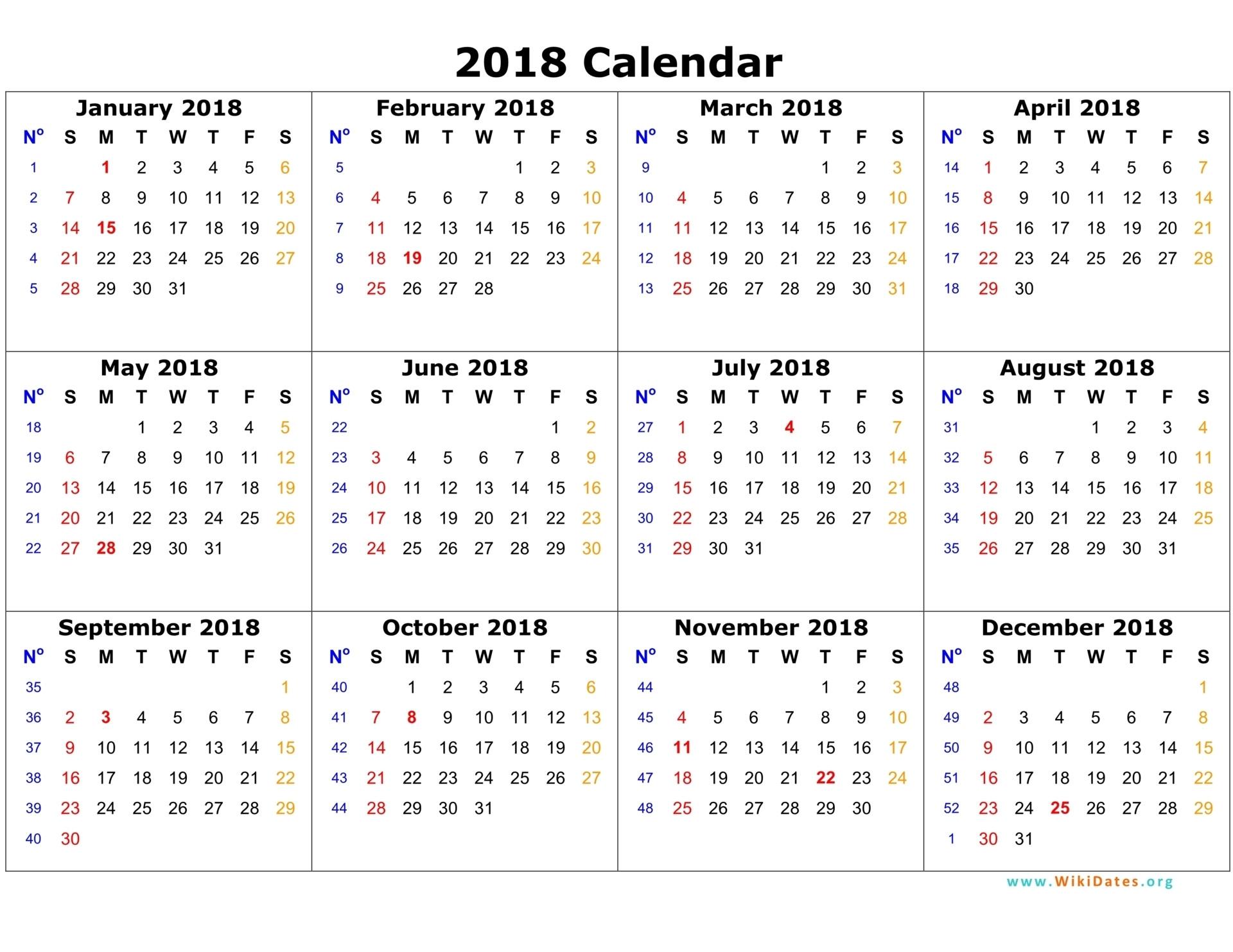 12 month calendar template 03 practicable include smuga 2018 12 Month Calendar Image erdferdf