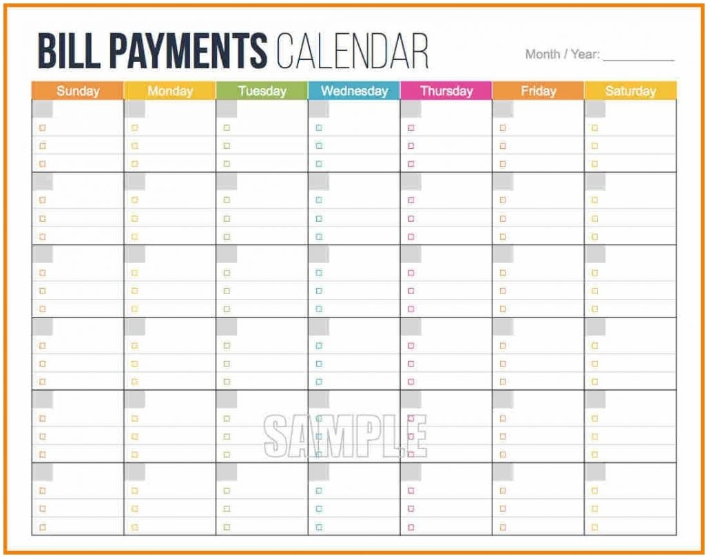 44 bill payment calendar template new scholarschair monthly budget   Monthly Bill Calendar For A Year erdferdf