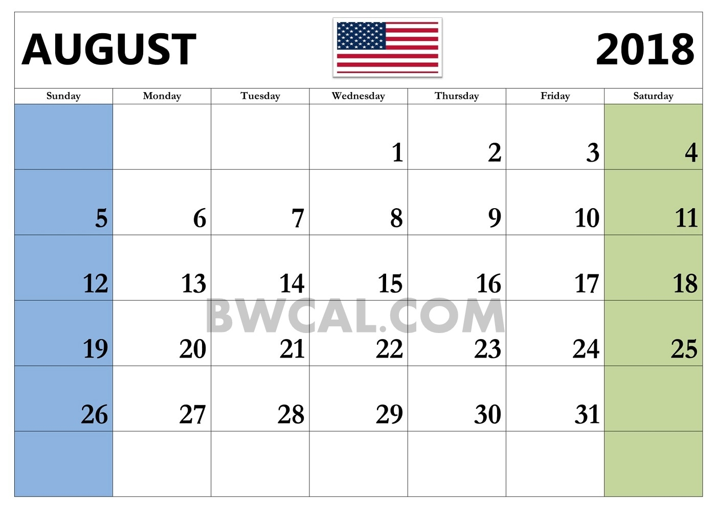 august 2018 calendar events calendar template printable Calendar August 2018 Printable Zodiac erdferdf