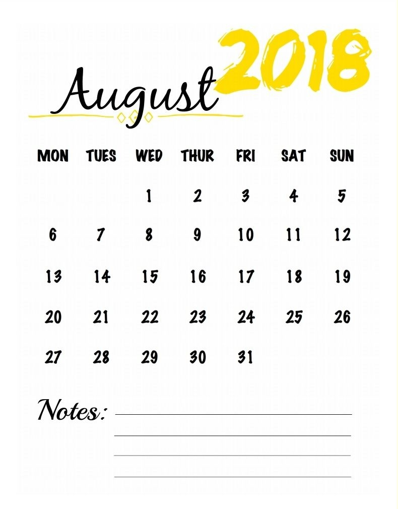august 2018 calendar printable fancy free hd images Calendar August 2018 Printable Valentines erdferdf