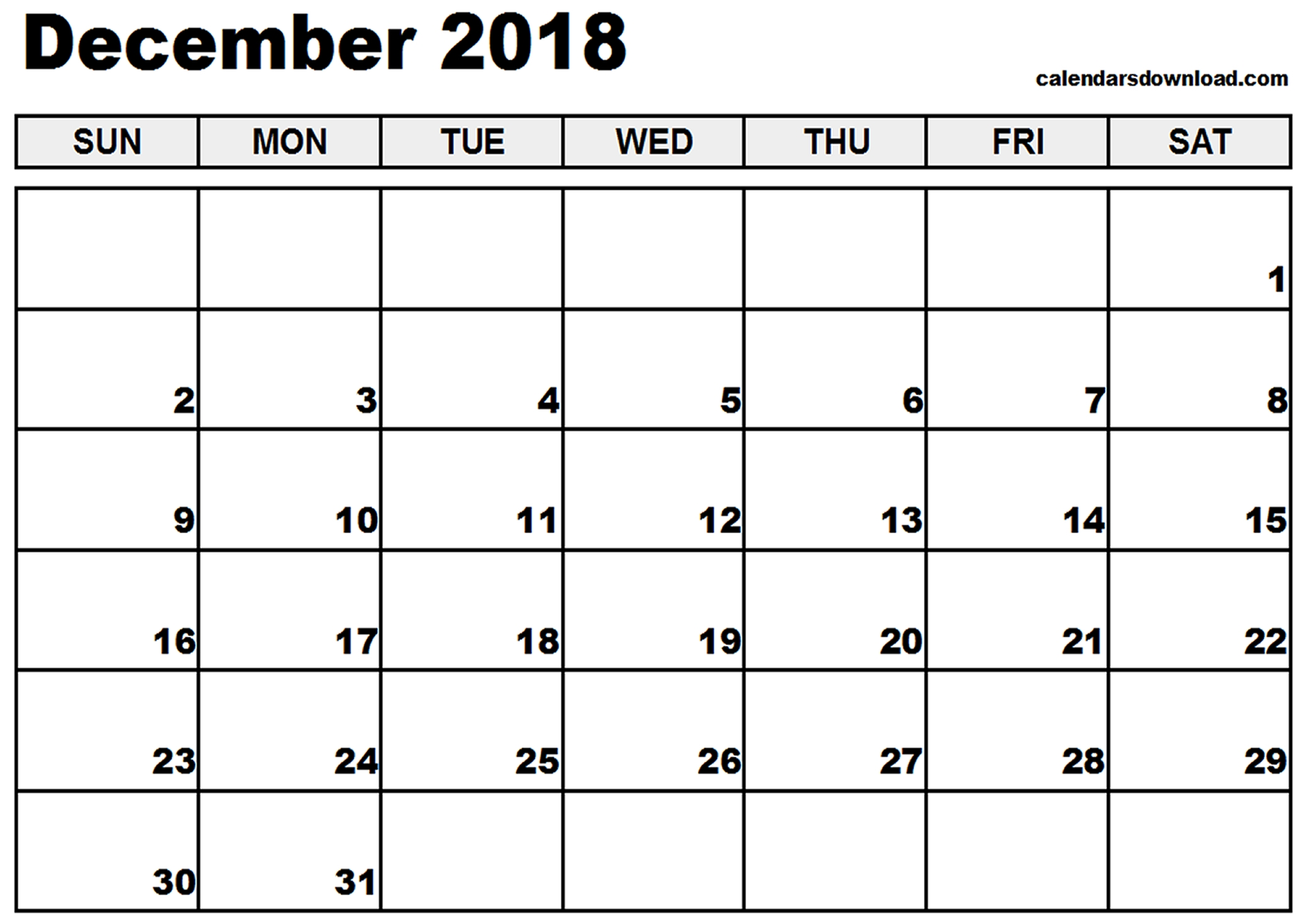 august december 2018 calendar 2018 Calendar August Through December erdferdf