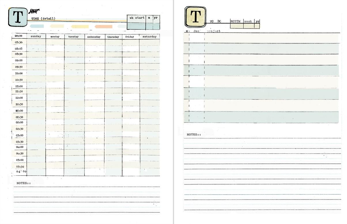 diy planner archives amanda hawkins ahhh design Cute Printable Daily Planner 2018 erdferdf
