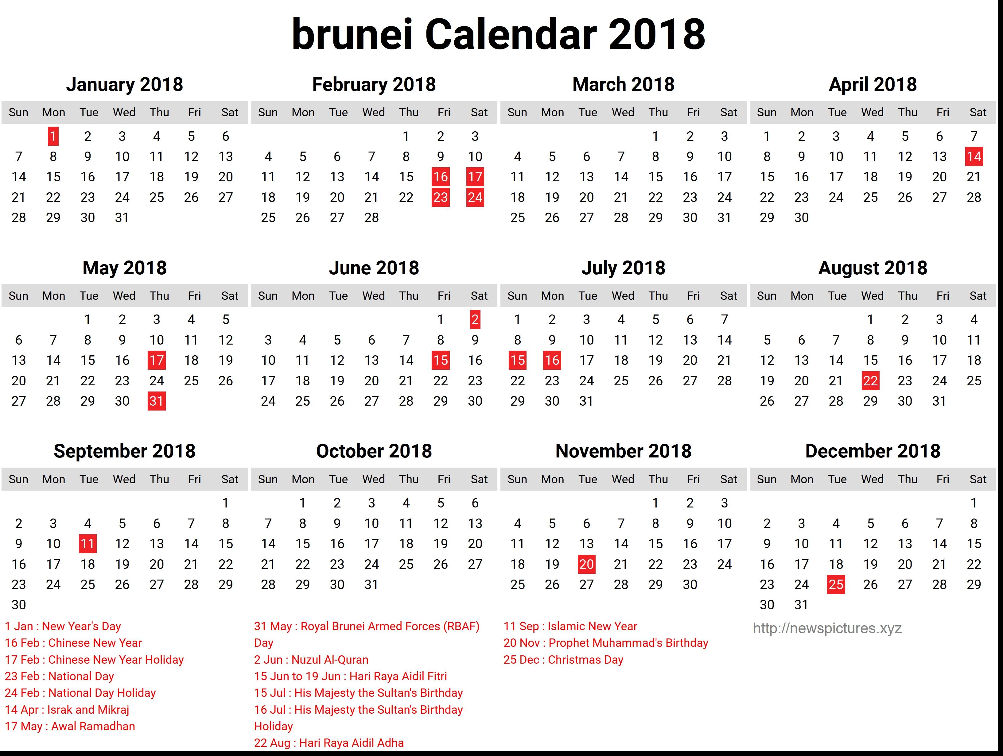 june 2018 calendar with holidays usa calendar 2018 printable 2018 Calendar With Holidays Usa Printable erdferdf