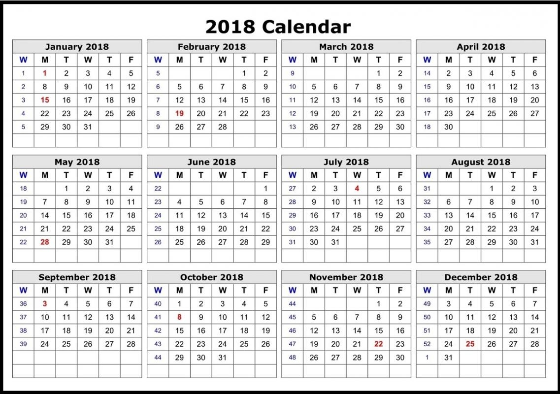 make a printable calendar free 2018 12 month entrancing  Free Printable 2018 Calendar By Month erdferdf
