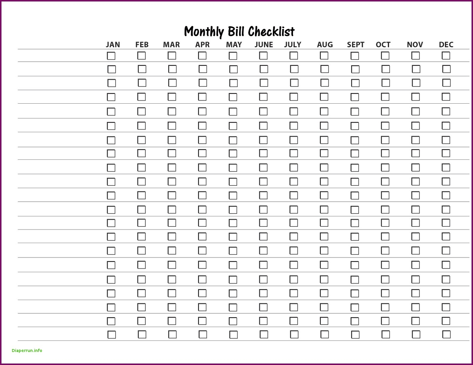 monthly bill organizer template luxury free printable bill payment Free Bill Paying Organizer 2018 erdferdf