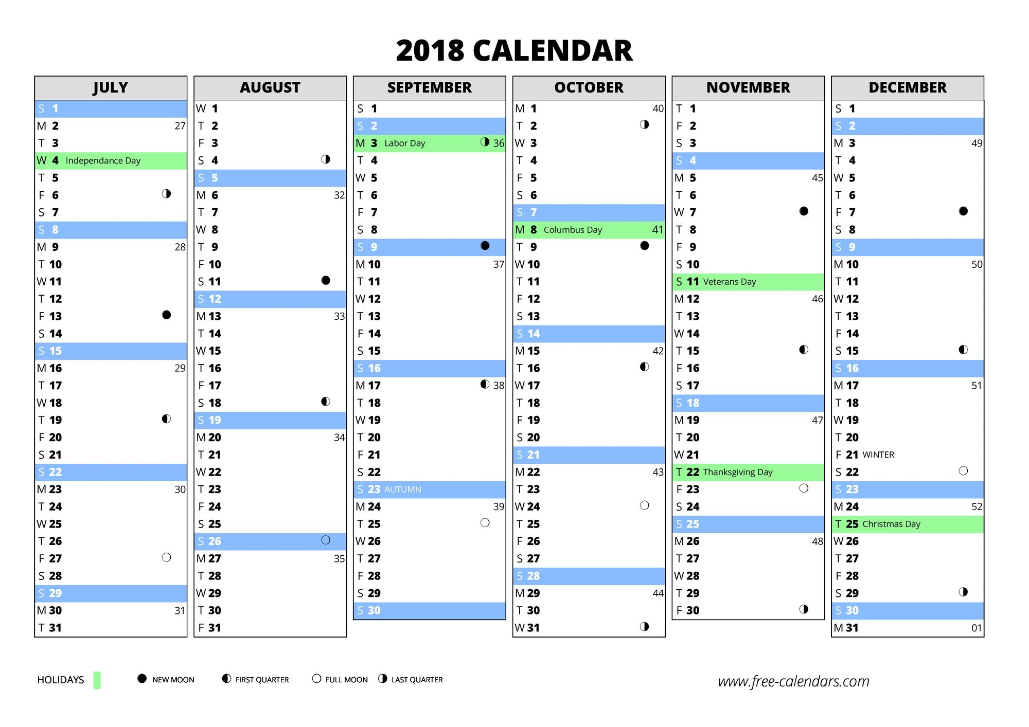 monthly calendar template excel 2018 shefftunestk 2018 Yearly Calendar Excel Template erdferdf