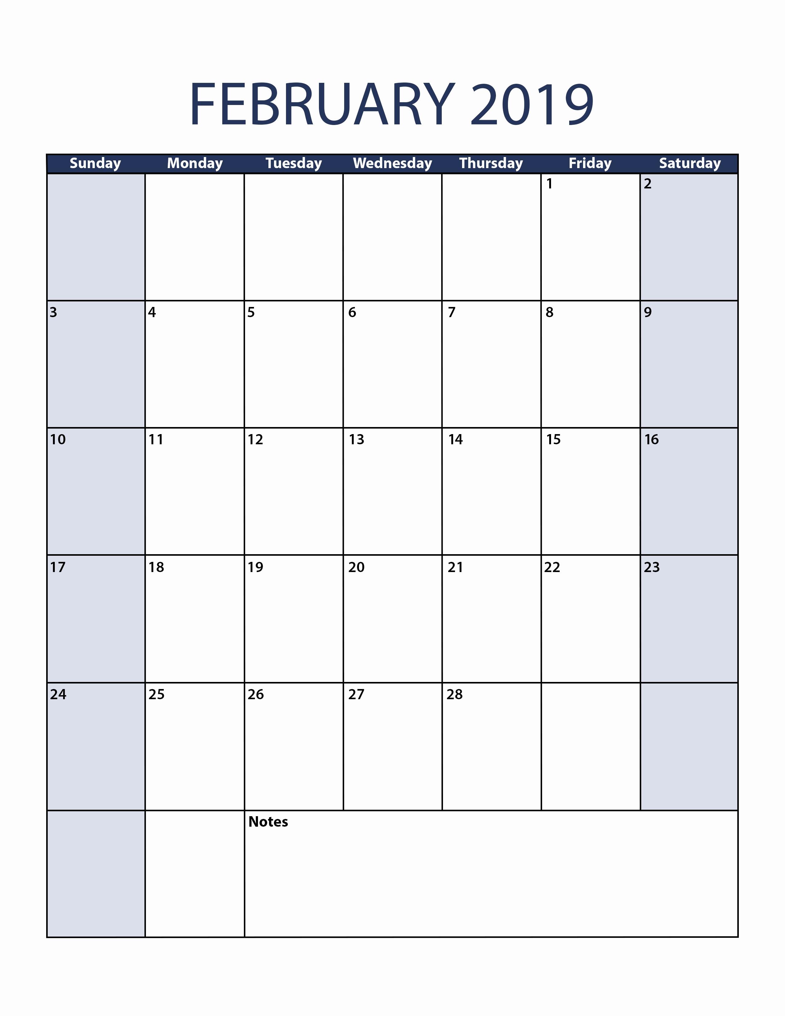 2019 calendar uk printable february 2019 ::February 2019 Calendar UK