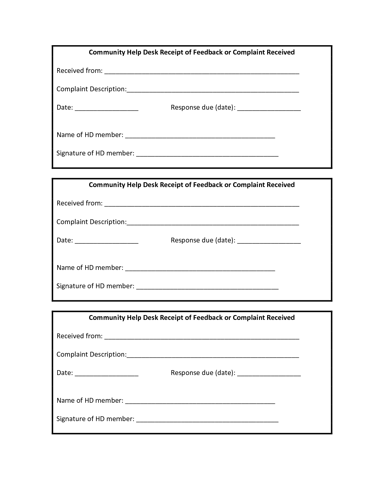 book template doc goalblocketyco::Receipt Template Blank Word PDF