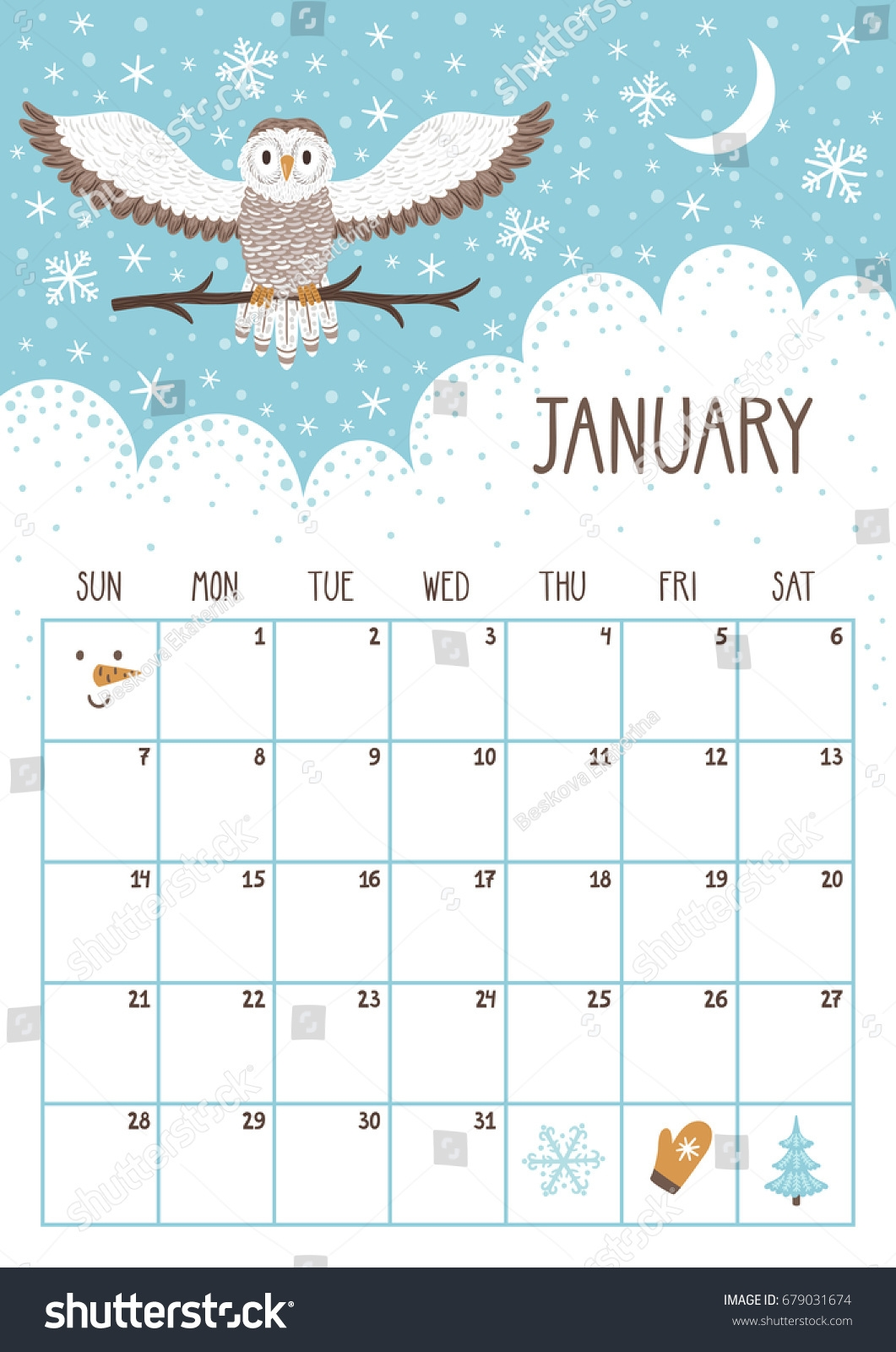 january 2018 calendars  Cute Free Monthly Printable Calendar 2018 erdferdf