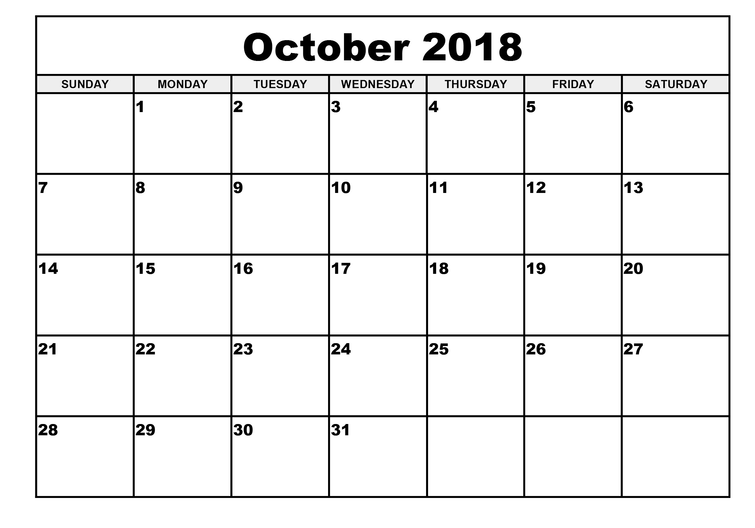 2018 october calendar a4 printable free may 2019 calendar::February 2019 Calendar A4