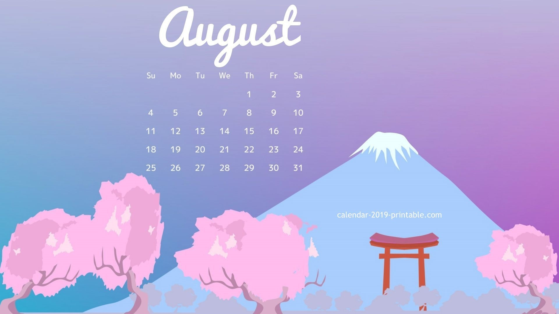 august 2019 calendar desktop wallpapers calendar 2019 wallpapers::August 2019 iPhone Calendar Wallpaper