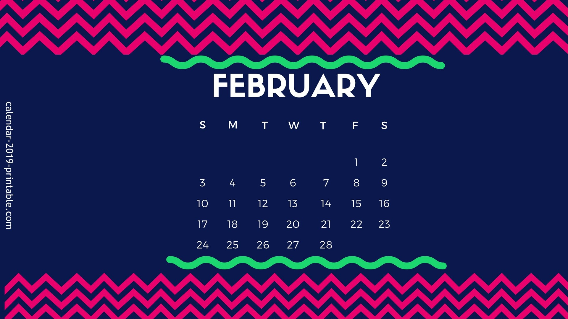January 2019 HD Calendar Wallpapers  Calendar Template Printable
