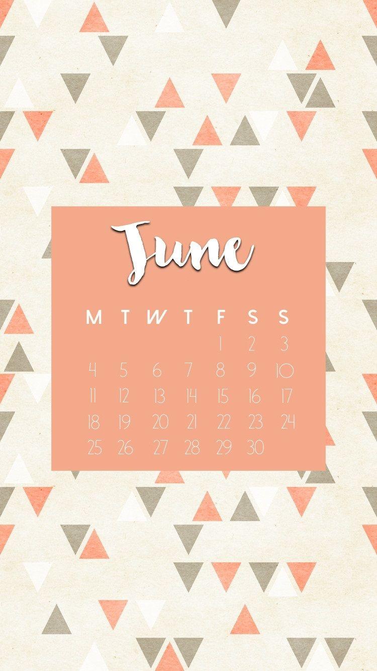 june 2018 iphone designs calendar wallpapers calendar 2018 in 2018::June 2019 iPhone Calendar Wallpaper