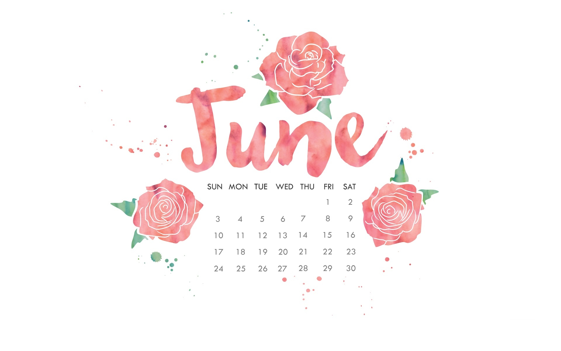 june 2019 hd calendar wallpapers calendar 2018::June 2019 iPhone Calendar Wallpaper