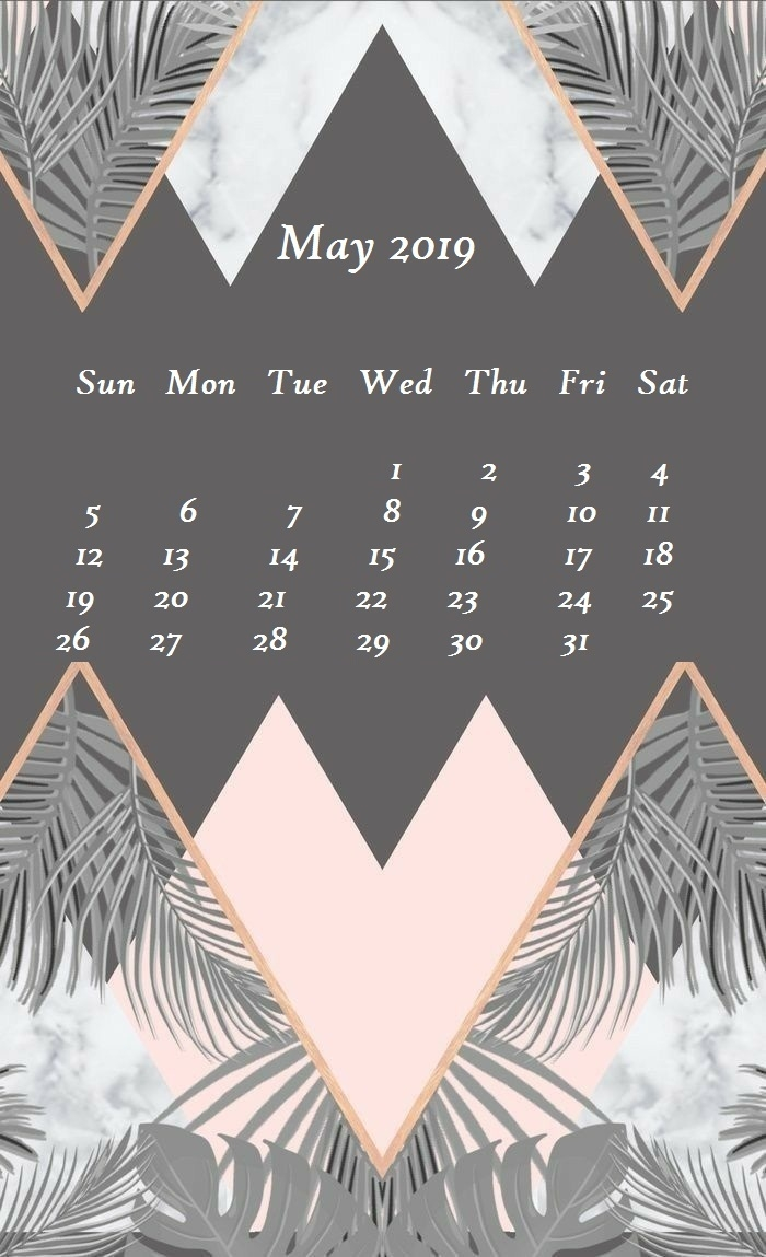 may 2019 iphone calendar wallpaper calendar 2019::May 2019 iPhone Calendar