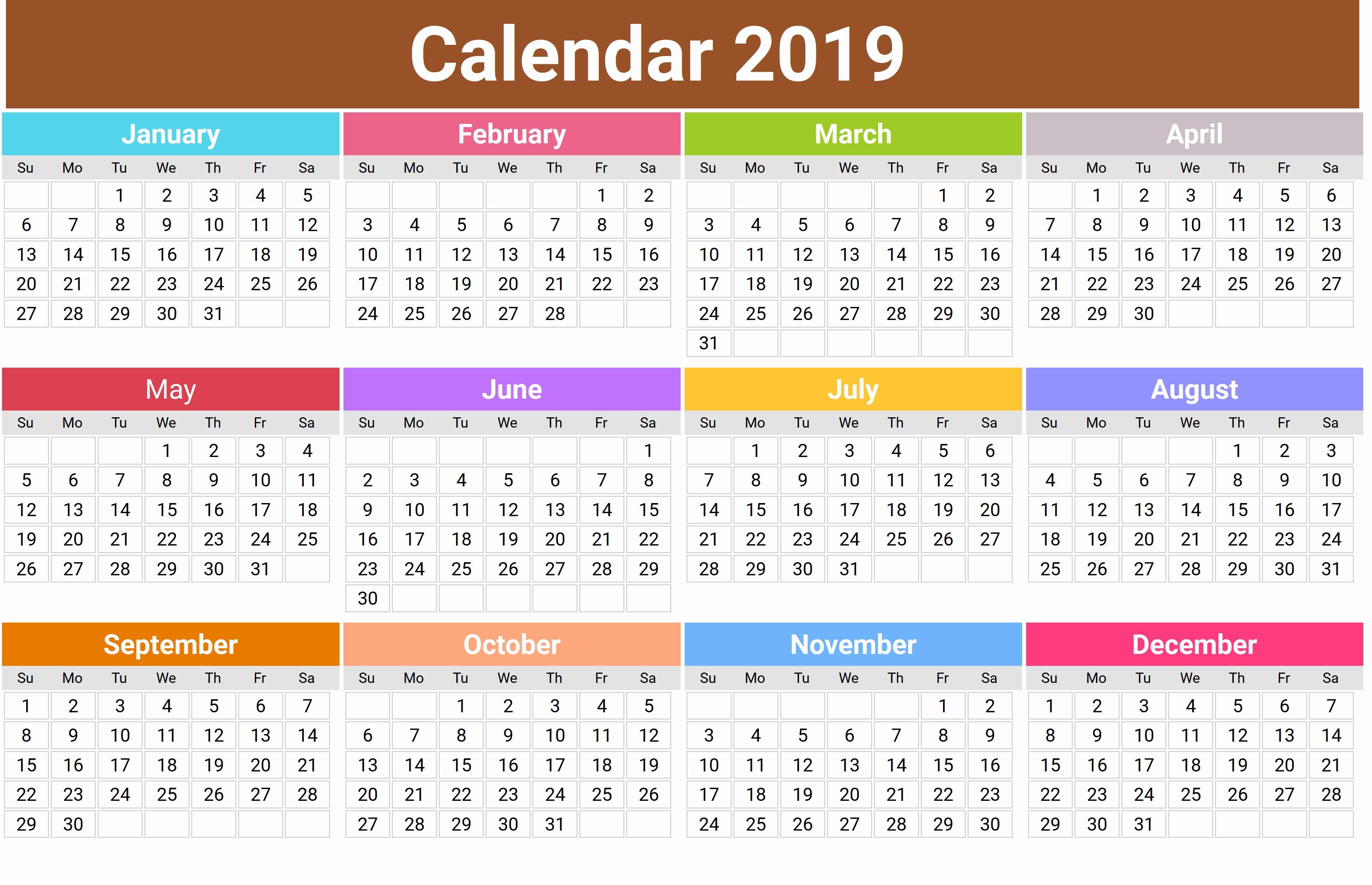 september 2019 calendar with holidays september::Monthly 2019 Holidays Calendar Templates