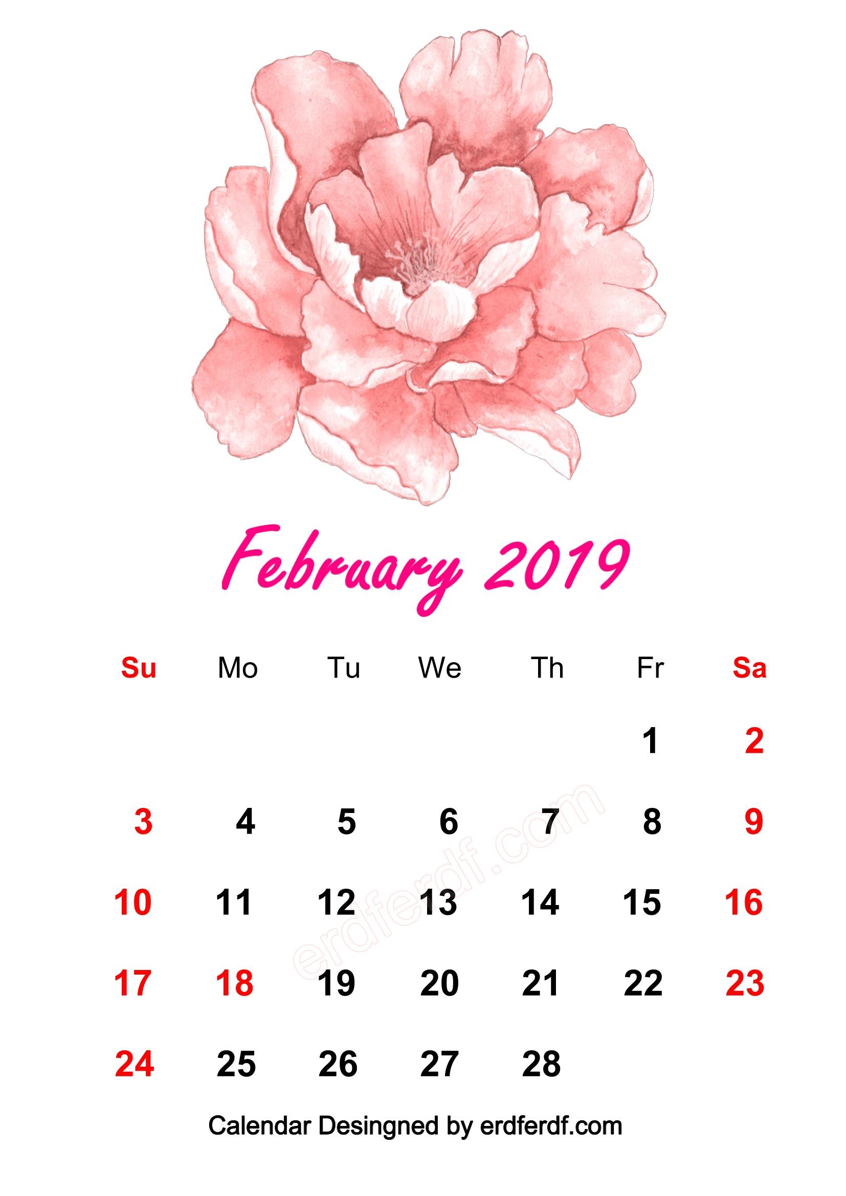 3 February 2019 HD Calendar Wallpapers
