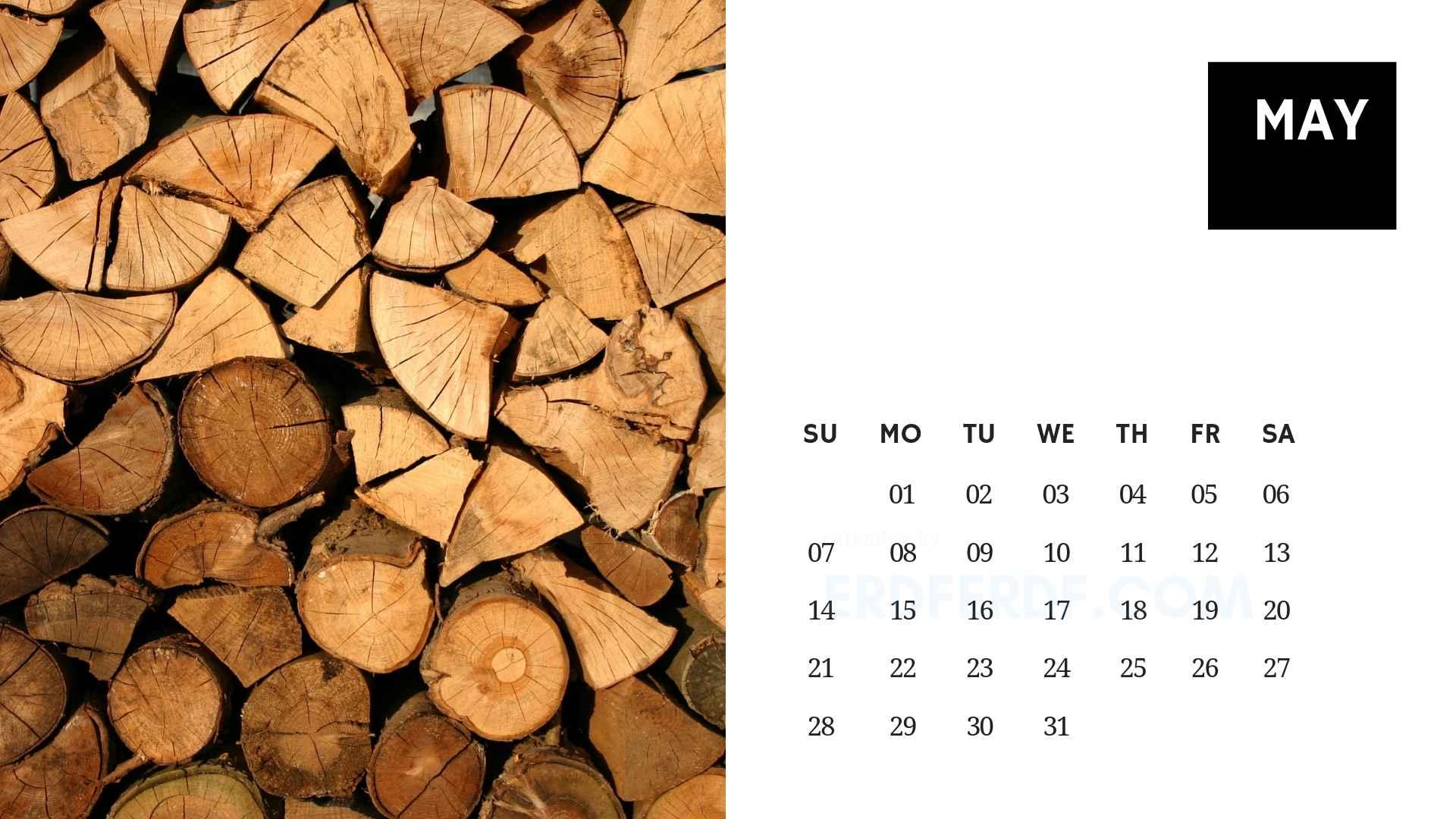 Printable May 2019 Calendar Printable 2