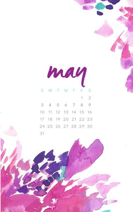 10 May Iphone Calendar Wallpaper Cute Free