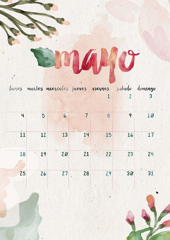 10 May Iphone Calendar Wallpaper Cute Free 3