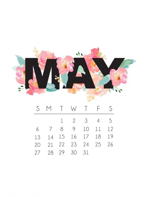 10 May Iphone Calendar Wallpaper Cute Free 8