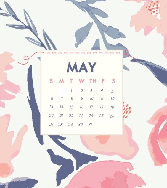 10 May Iphone Calendar Wallpaper Cute Free 9