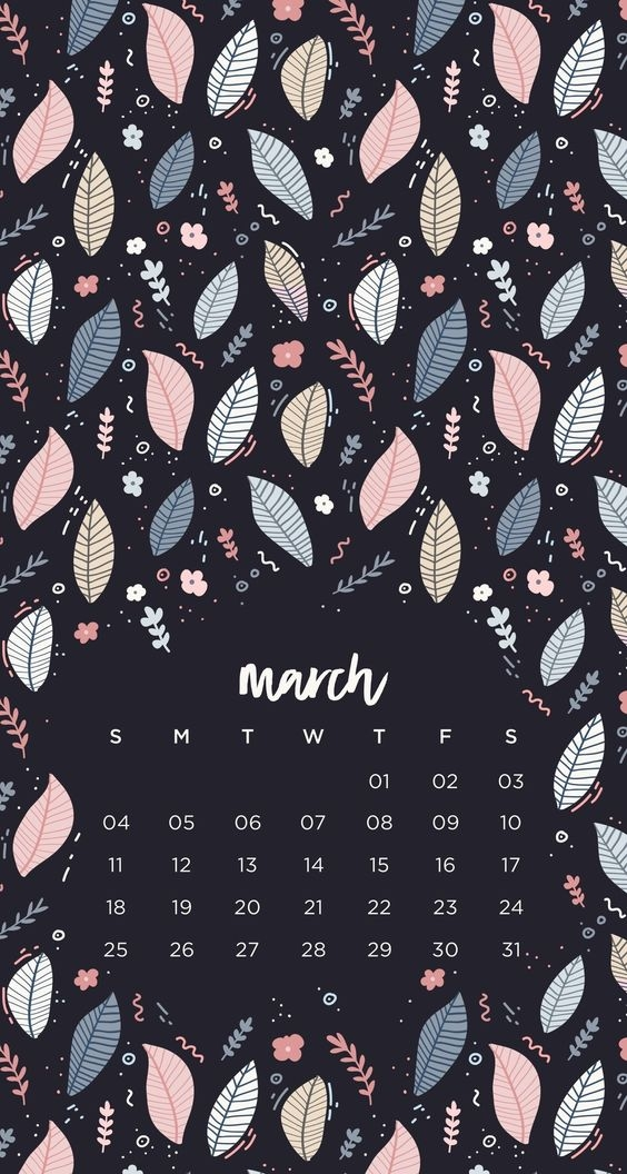 March Iphone Calendar Wallpaper in HD Quality 5