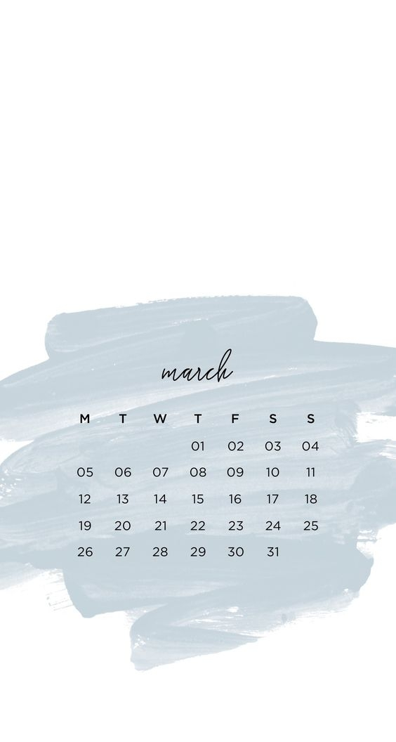 March Iphone Calendar Wallpaper in HD Quality 6