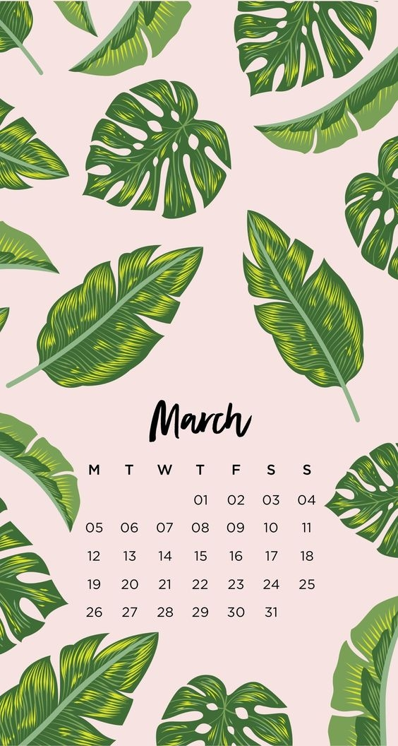 March Iphone Calendar Wallpaper in HD Quality 9