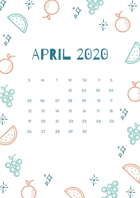 Iphone Wallpaper April 2020