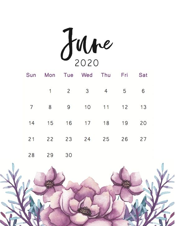 June 2020 Calendar Example Free Met bet