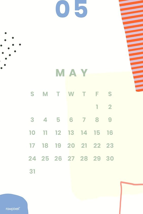 May 2020 Calendar Ideas Example Georgeus