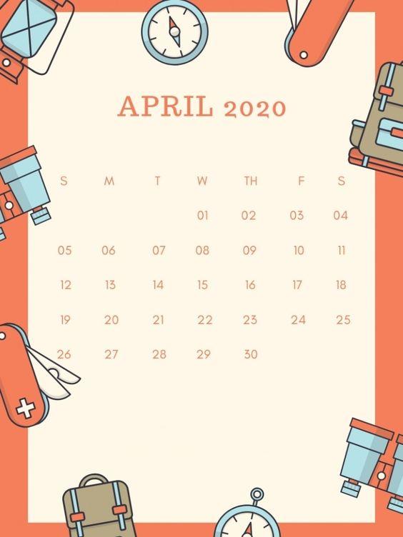 Wallpaper Iphone April 2020 Free