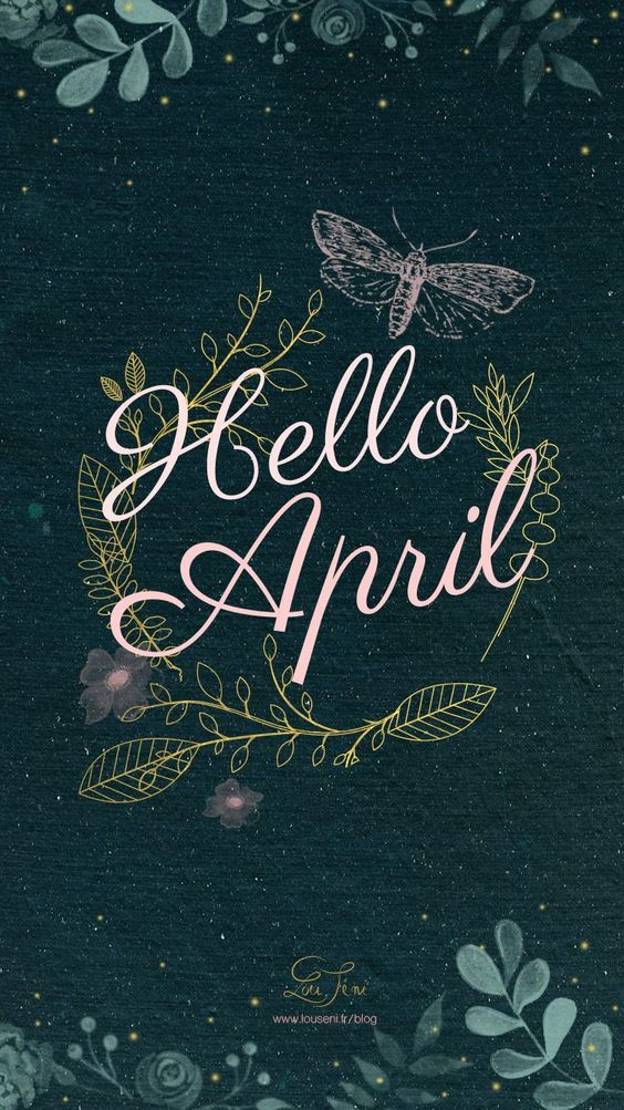 April 2020 Calendar Wallpaper Iphone