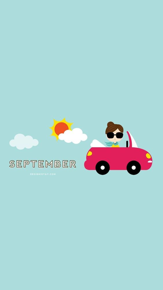 September 2020 Calendar Wallpaper Iphone New Style