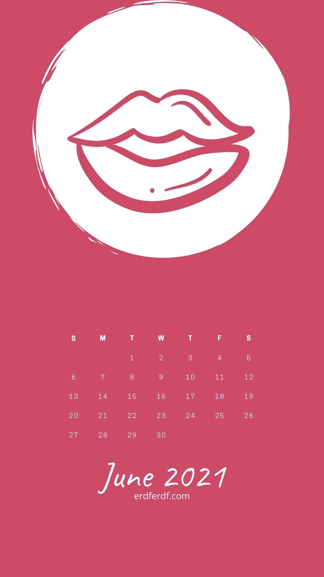5 June 2021 Callendar Wallpaper Iphone