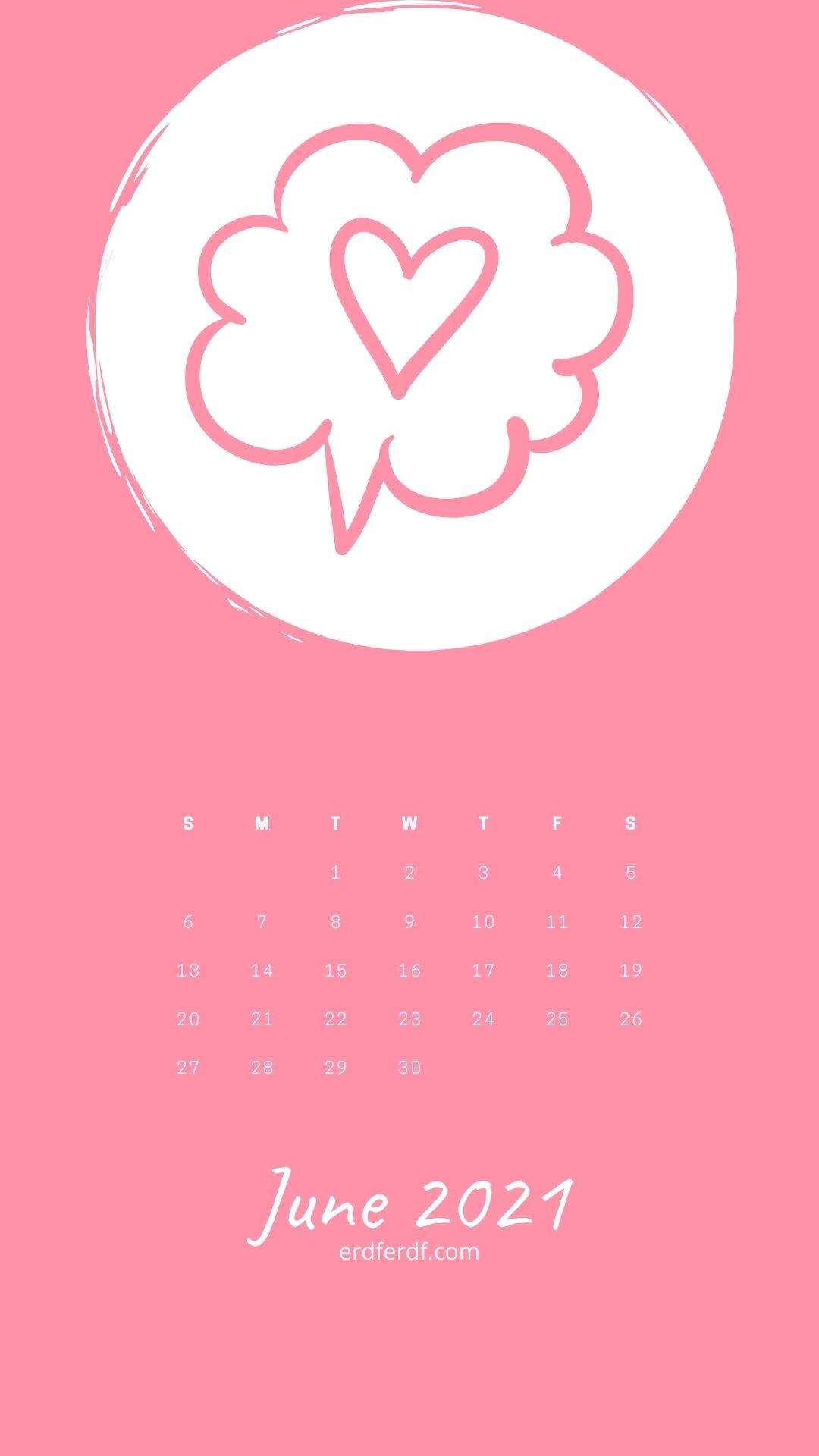 6 June 2021 Callendar Wallpaper Iphone