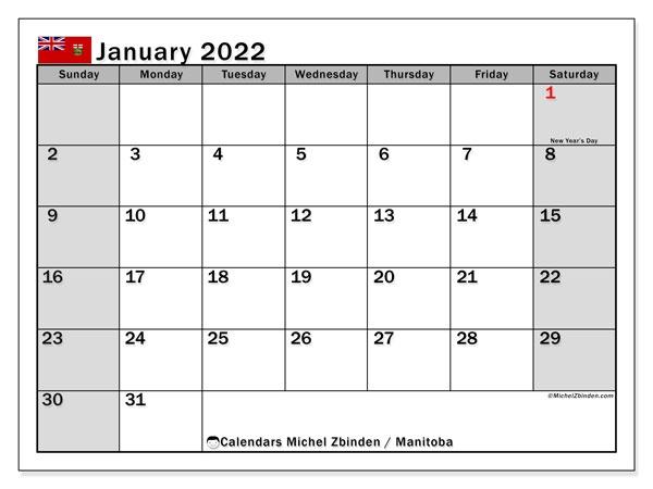 calendar manitoba printing january 2022 michel zbinden en::January 2022 Calendar Canada