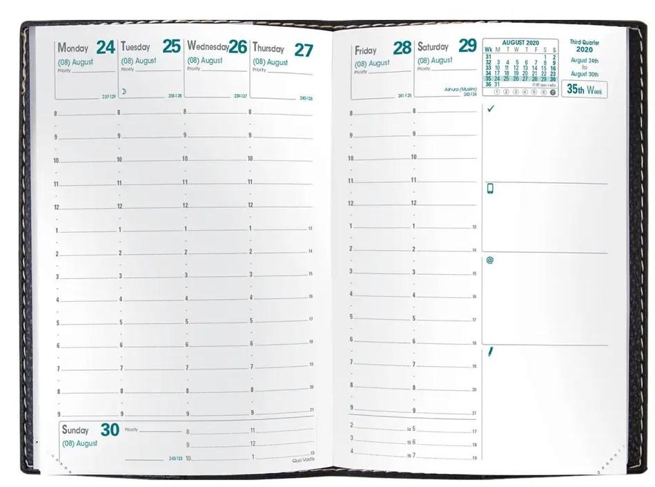 Rich Life Planner 2022 Sample