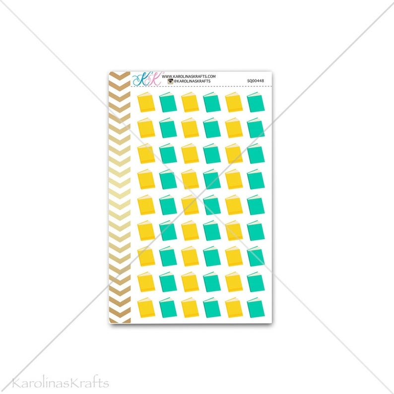 plain book stickers for planner calendar functional planner etsy::Planner Book Printing
